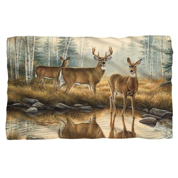 Wild Wings Autumn Reflections 2 Woven Throw