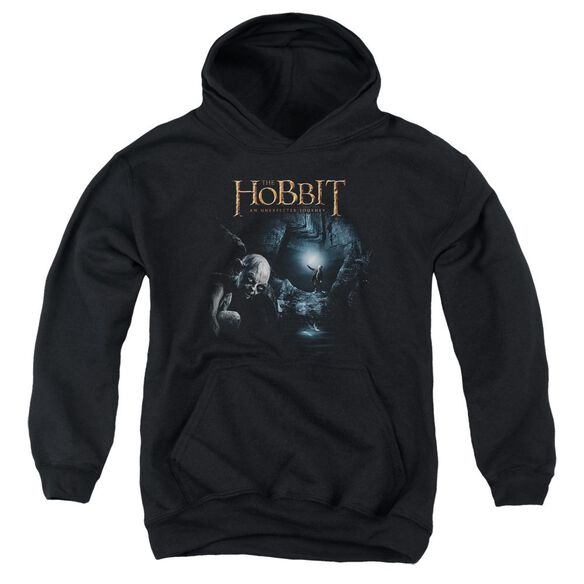 The Hobbit Light Youth Pull Over Hoodie