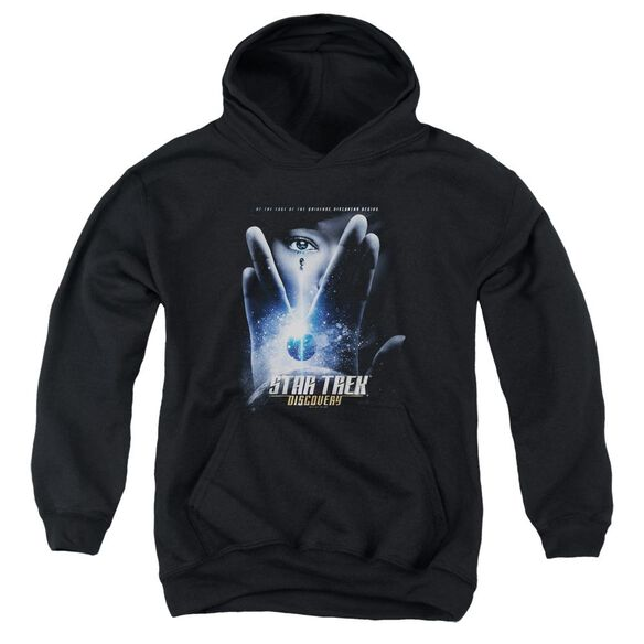 Star Trek Discovery Discovery Begins Youth Pull Over Hoodie