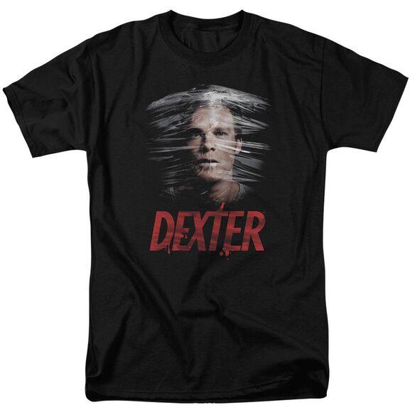 Dexter Plastic Wrap Short Sleeve Adult T-Shirt
