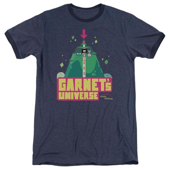 Steven Universe Garnets Universe Adult Ringer Navy