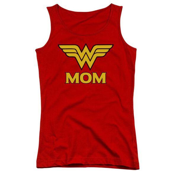 Dco Wonder Mom Juniors Tank Top