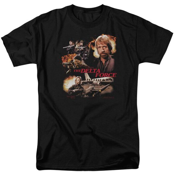 Delta Force Action Pack Short Sleeve Adult T-Shirt