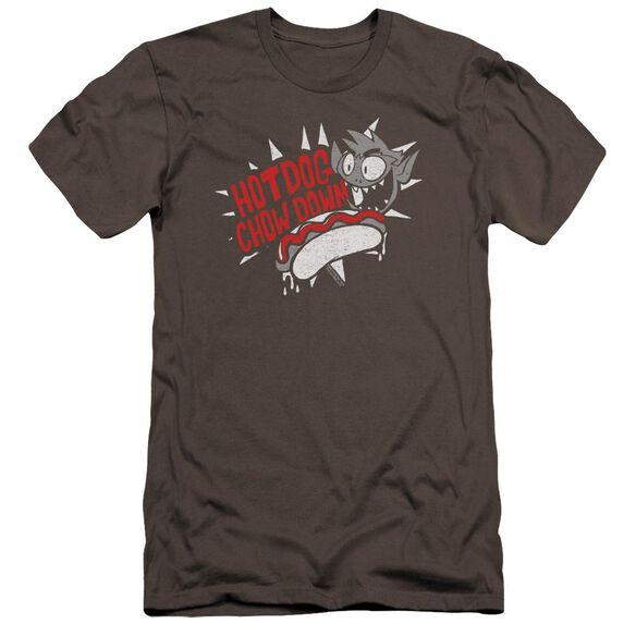 Teen Titans Go Hot Dog Hbo Short Sleeve Adult T-Shirt