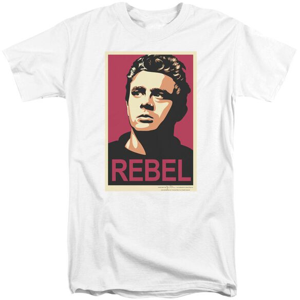 Dean Rebel Campaign Short Sleeve Adult Tall T-Shirt