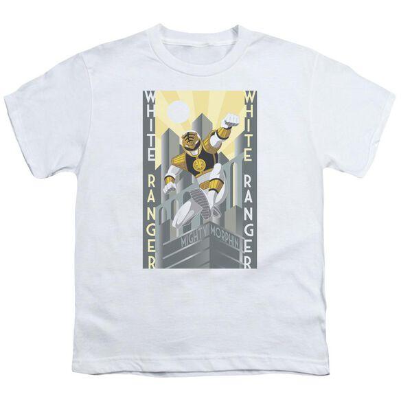 Power Rangers Ranger Deco Short Sleeve Youth T-Shirt