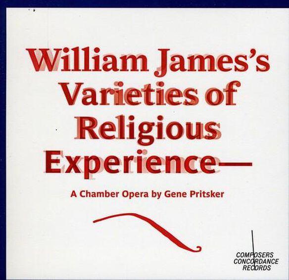 William James's Varieties Of Religious Experience
