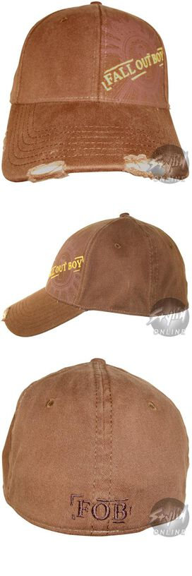 Fall Out Boy Name Hat