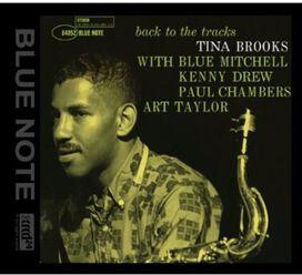 Tina Brooks - Back to the Tracks