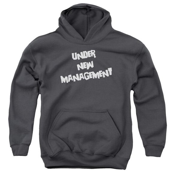 New Management Youth Pull Over Hoodie