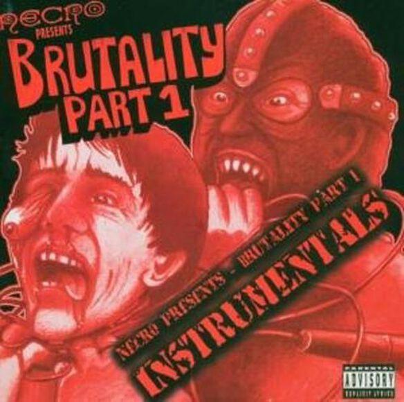 Brutality 1 (Instrumentals)