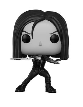 Funko Pop! Alita Battle Angel: Alita Berserker Black and White