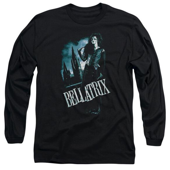 Harry Potter Bellatrix Full Body Long Sleeve Adult T-Shirt