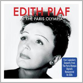 Edith Piaf - At the Paris Olympia
