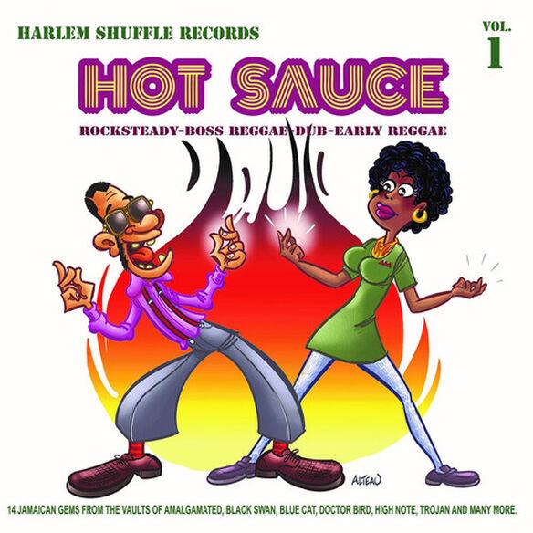 Various Artists - Hot Sauce Vol 1 / Various
