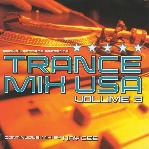 Trance Mix Usa Vol.3 0802