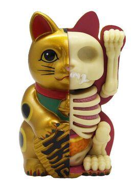 Fortune Cat 4D [Gold]