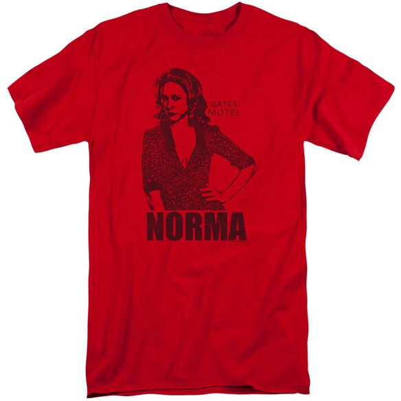 Bates Motel Norma Short Sleeve Adult Tall T-Shirt