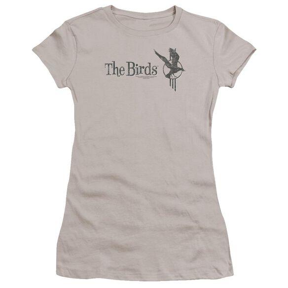 Birds Distressed Premium Bella Junior Sheer Jersey