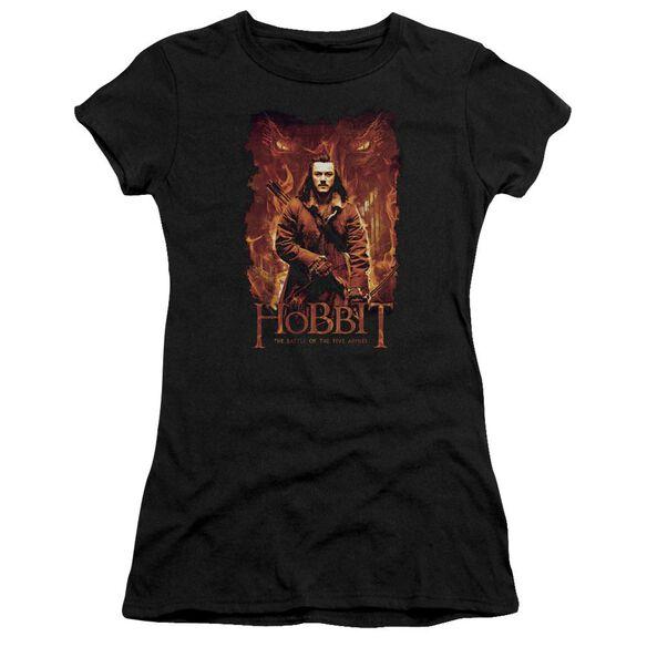 Hobbit Fates Short Sleeve Junior Sheer T-Shirt
