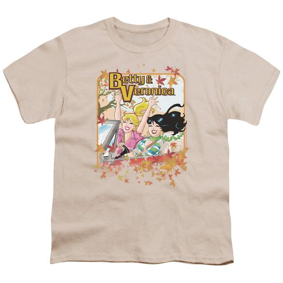 Archie Comics Fall Colors Short Sleeve Youth T-Shirt