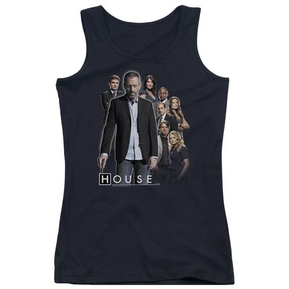 House Crew Juniors Tank Top