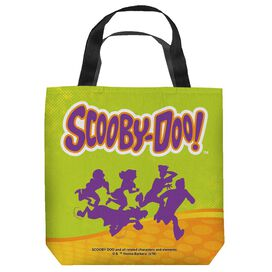 Scooby Doo Running Scared Tote