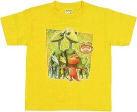 Dinosaur Train Group Juvenile T-Shirt