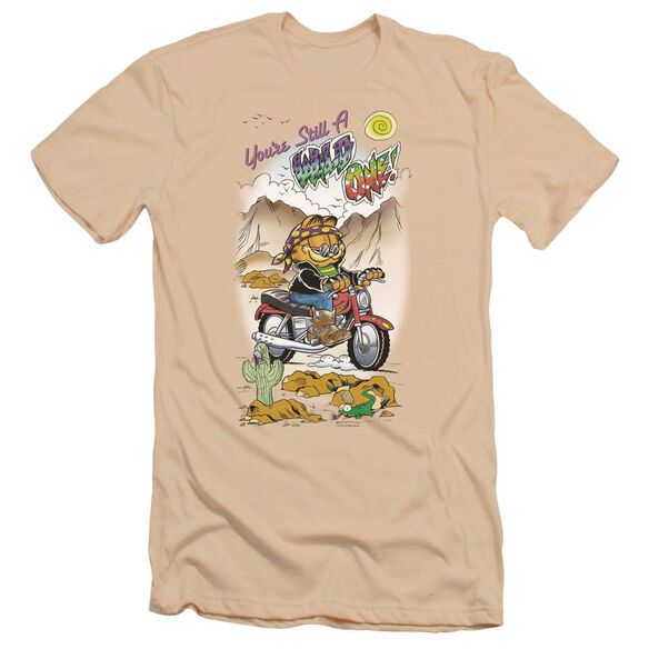 Garfield Wild One Premuim Canvas Adult Slim Fit