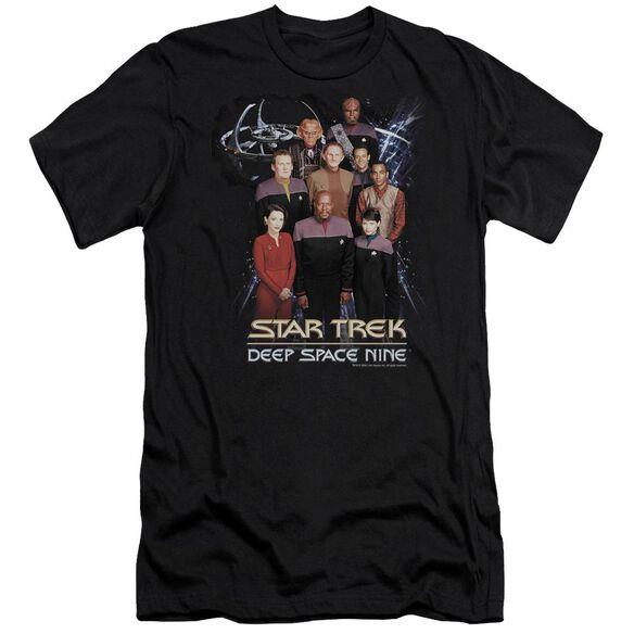 Star Trek Ds9 Crew Short Sleeve Adult T-Shirt