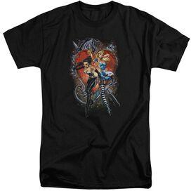 Zenescope Heart Short Sleeve Adult Tall T-Shirt