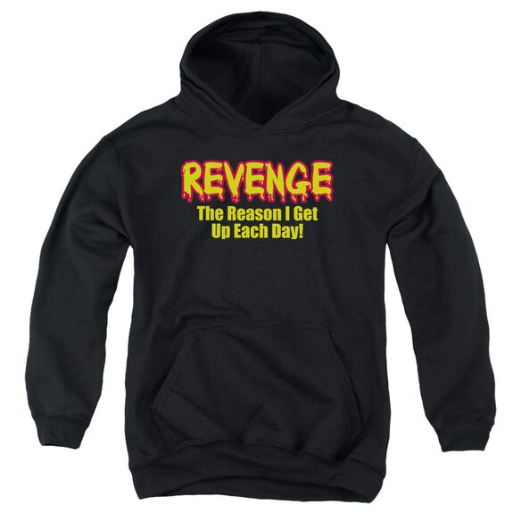 Revenge Youth Pull Over Hoodie