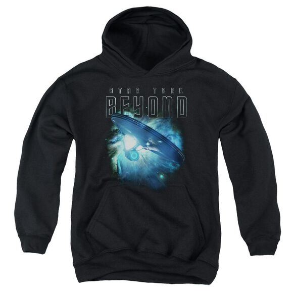 Star Trek Beyond Voyage Youth Pull Over Hoodie