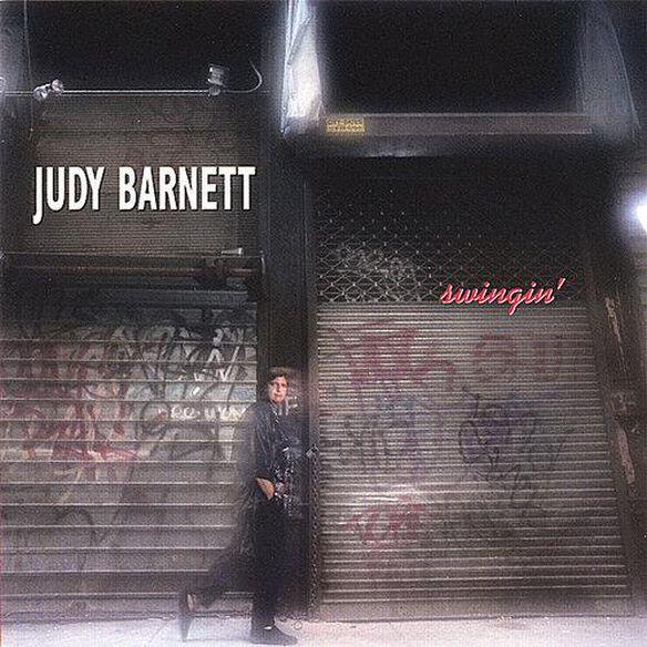 Judy Barnett - Swingin