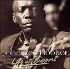 John Hooker Lee - Live At Newport
