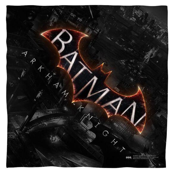 Batman Arkham Knight Ak Logo Bandana