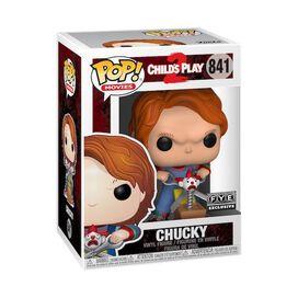 Funko Pop!: Child's Play 2: Chucky With Jack & Scissors