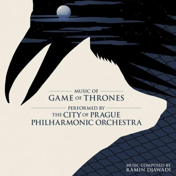 The City of Prague Philharmonic Orchestra - Music of Game of Thrones [Exclusive 2LP Vinyl Orange Fire Swirl & Blue Ice Swirl]