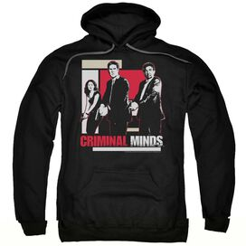 Criminal Minds Guns Drawn-adult
