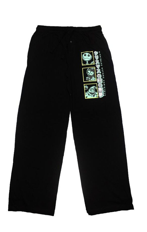 Nightmare Before Christmas Neon Lounge Pant