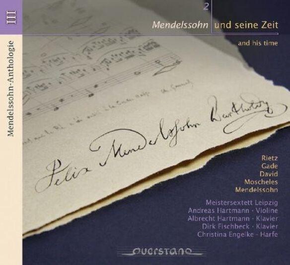Mendelssohn/ Leipzig/ Fulde/ Eckert/ Engelke - V3: Anthology