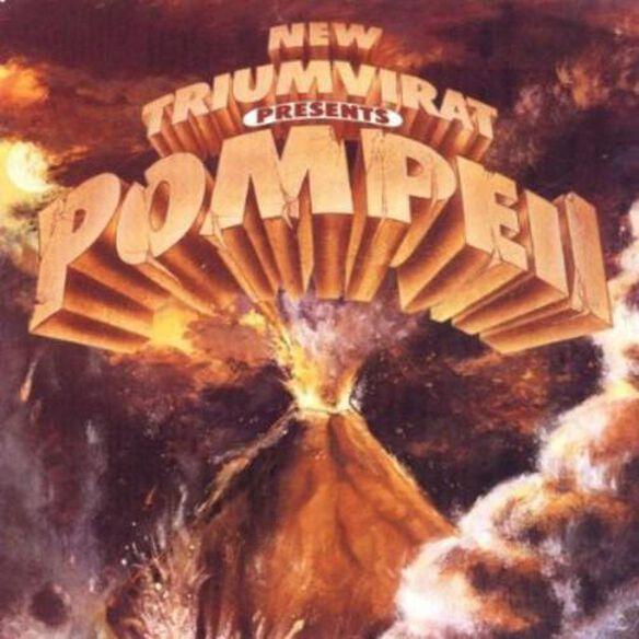 Triumvirat - Pompeii (Bonus Track) (Rmst) (Ger)