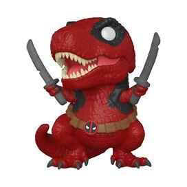 Funko Pop! Marvel: Deadpool 30th- Dinopool
