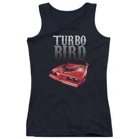Pontiac Turbo Bird Juniors Tank Top