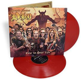 Various Artists - Ronnie James Dio: A Tribute to - This Is Your Life