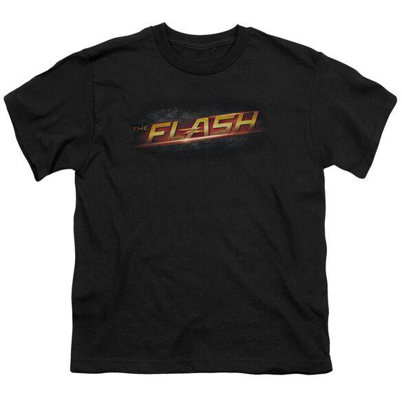 The Flash Logo Short Sleeve Youth T-Shirt