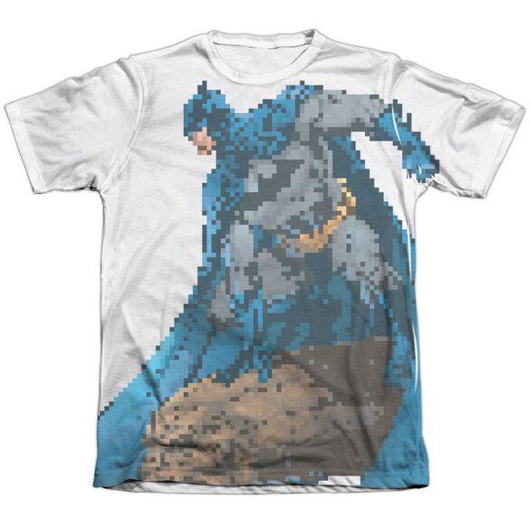 Batman Batbit Adult Poly Cotton Short Sleeve Tee T-Shirt