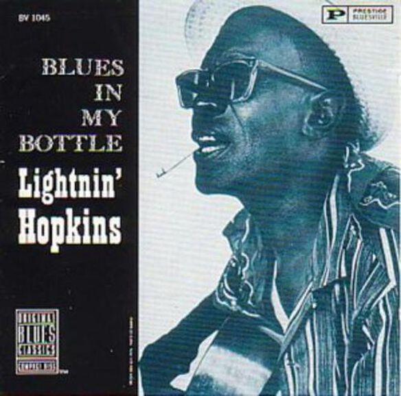 Blues In My Bottle (Uk)