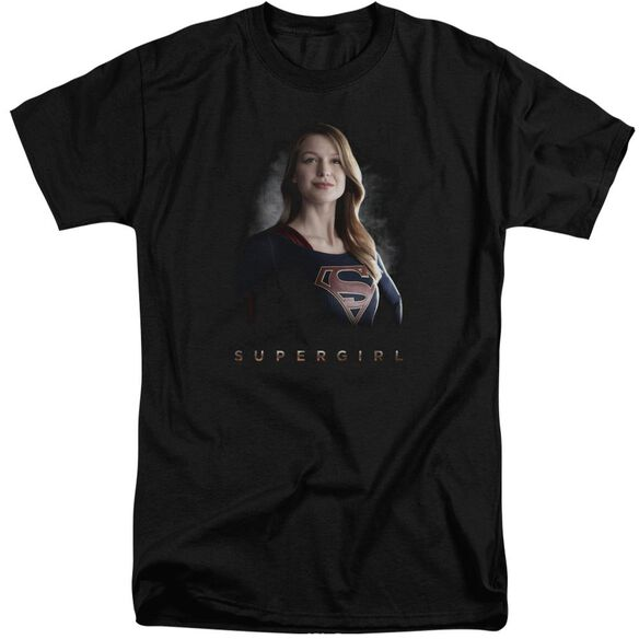 Supergirl Stand Tall Short Sleeve Adult Tall T-Shirt