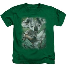 Wildlife Motherhood Short Sleeve Juvenile Kelly T-Shirt